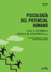 PSICOLOGIA DEL POTENCIAL HUMANO
