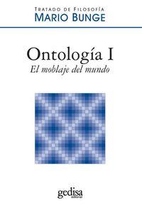 ONTOLOGIA I - EL MOBLAJE DEL MUNDO