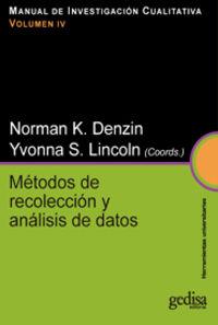 Metodos De Recoleccion Y Analisis De Datos - Norman Denzin