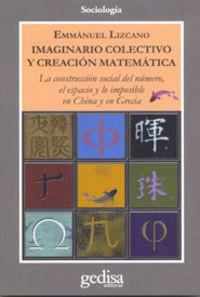 IMAGINARIO COLECTIVO Y CREACION MATEMATICA