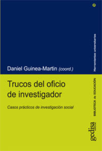 Trucos Del Oficio De Investigador - Daniel  Guinea-martin (coord. )