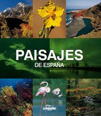 paisajes de españa - Joaquin Araujo