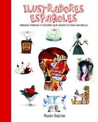 Ilustradores Españoles - Mario Suarez