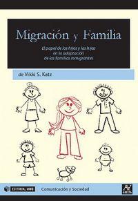 Migracion Y Familia - Vikki S. Katz