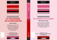 La / Antropologia De La Alimentacion, La comida de japon - Muriel  Gomez Pradas  /  Alicia  Guidonet