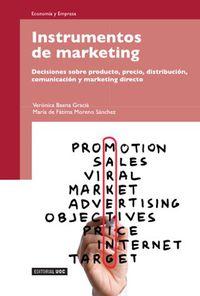 Instrumentos De Marketing - Veronica Baena Gracia