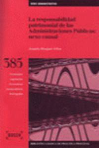 La responsabilidad patrimonial administraciones publicas - J. Meseguer Yebra