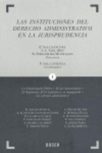 (4 Vols. )  Instituciones Del Derecho Administrativo En Jurisprudencia - P.  Sala  /  J. A.   Xiol  /  R.  Fernandez Montalvo