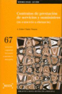 Contratos De Prestacion De Servicios Y Suministros - A. Esther Vilalta Nicuesa