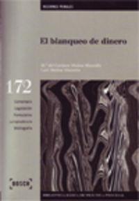 El blanqueo de dinero - M. Molina Mansilla