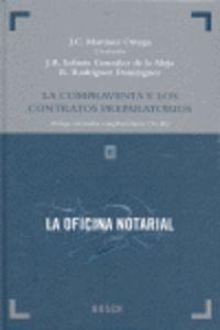 La  compraventa y los contratos preparatorios  -  Tomo Ii - Juan Carlos  Martinez Ortega  /  [ET AL. ]