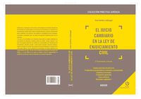 El  juicio cambiario en la ley de enjuiciamiento civil (2ª ed. ) - Jose  Garberi Llobregat  /  Guadalupe  Buitron Ramirez