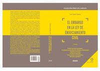El  embargo en la ley de enjuiciamiento civil (2ª ed. ) - Luis Casero Linares