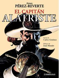 CAPITAN ALATRISTE, EL (ILUSTRADO)