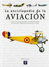 La enciclopedia de la aviacion - Robert Jackson
