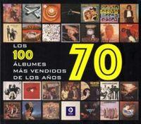 100 ALBUMES MAS VENDIDOS DE LOS AÑOS 70, LOS