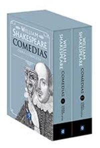 COMEDIAS COMPLETAS (WILLIAM SHAKESPEARE) (2 VOLS. )