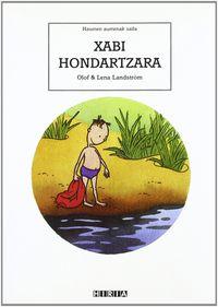 Xabi Hondartzara - Olof  /  Landstrom