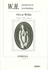 W. H. Jaunaren Erretratua - Oskar Wilde