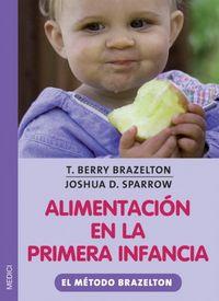 Alimentacion En La Primera Infancia - Aa. Vv.