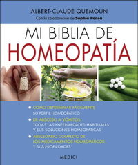 MI BIBLIA DE HOMEOPATIA