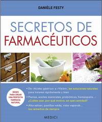 Secretos De Farmaceuticos - Daniele Festy