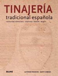 TINAJERIA TRADICIONAL ESPAÑOLA