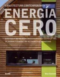 ENERGIA CERO - ARQUITECTURA CONTEMPORANEA