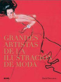 Grandes Artistas De La Ilustracion De Moda - David Downton