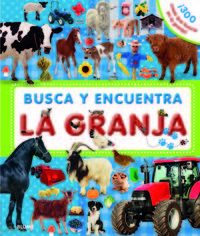 La  granja  -  Busca Y Encuentra - Aa. Vv.