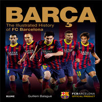 Bar€a - Illustrated History (ingles) - Cristina Rodriguez Fischer