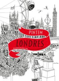 PINTEM LONDRES - 20 ESCENES PER PINTAR A MA