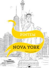 PINTEM NOVA YORK - 20 ESCENES PER PINTAR A MA