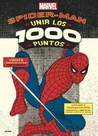 Unir Los 1000 Puntos - Spiderman - Tomas Pavitte