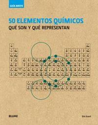 50 ELEMENTOS QUIMICOS - QUE SON Y QUE REPRESENTAN
