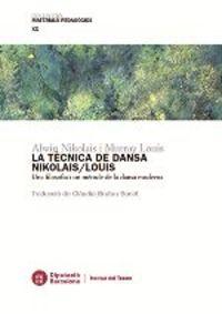 TECNICA DE DANSA NIKOLAIS, LA / LOUIS