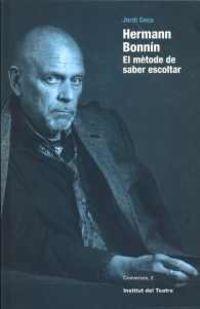 HERMANN BONNIN - EL METODO DE SABER ESCOLTAR