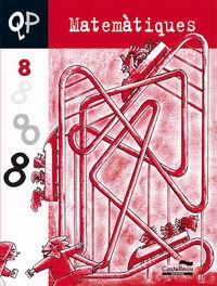 Quadern De Matematiques 8 - Aa. Vv.