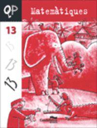 Quadern De Matematiques 13 - Aa. Vv.