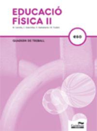ESO 3 / 4 - EDUCACIO FISICA II QUAD