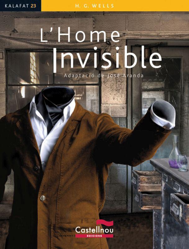 L'HOME INVISIBLE - KALAFAT (CATALAN)