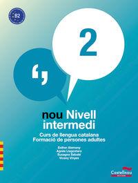 NOU CURS CATALA INTERMEDI 2
