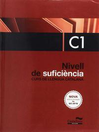 NIVELL SUFICIENCIA C1 - CURS LLENGUA CATALA
