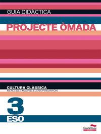 ESO 3 - CULTURA CLASSICA GUIA