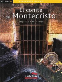 Comte De Montecristo, El - Kalafat (cat) - Alexandra Dumas / Ana Crespo (ed)