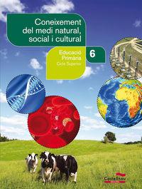 Ep 6 - Coneixement Medi Natural, Social I Cultural - Aa. Vv.
