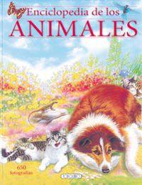 Enciclopedia De Los Animales - Aa. Vv.