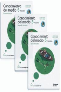 Ep 5 - Conocimiento Del Medio (trim. )  - La Casa Del Saber - Aa. Vv.