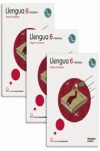 Ep 6 - Llengua M. Lleugera - La Casa Del Saber - Aa. Vv.