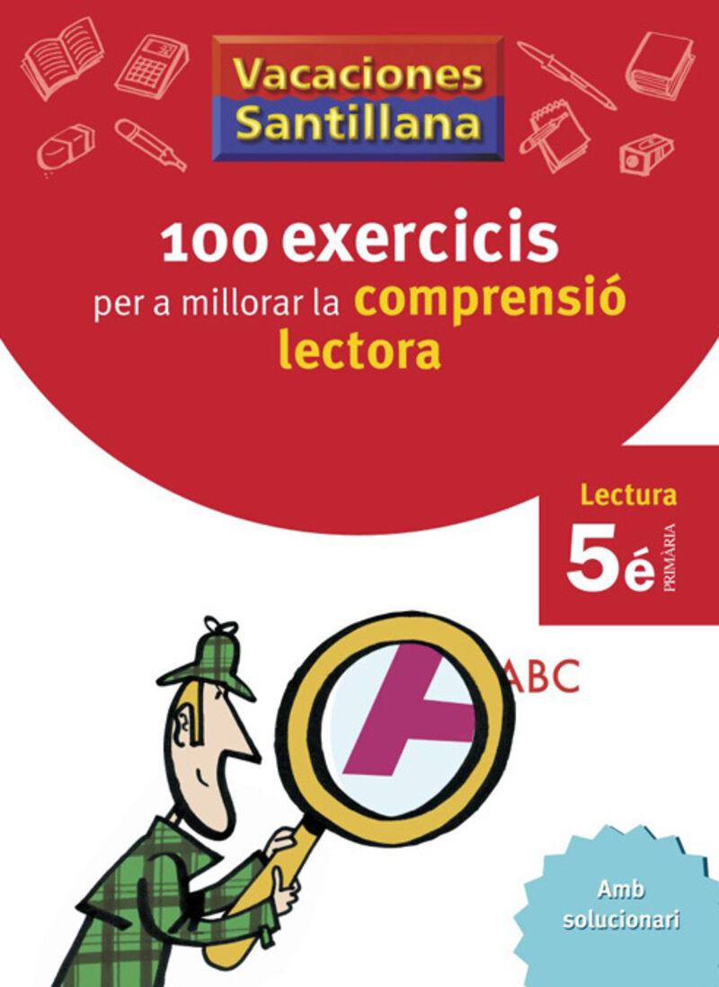 Ep 5 - Vacances - Comprensio Lectora (valenciano) - Aa. Vv.